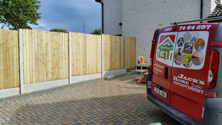 Fence jack'ss home improvement dublin