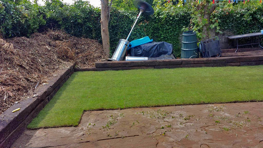 lawn laying Jack's Home Improvement Dublin