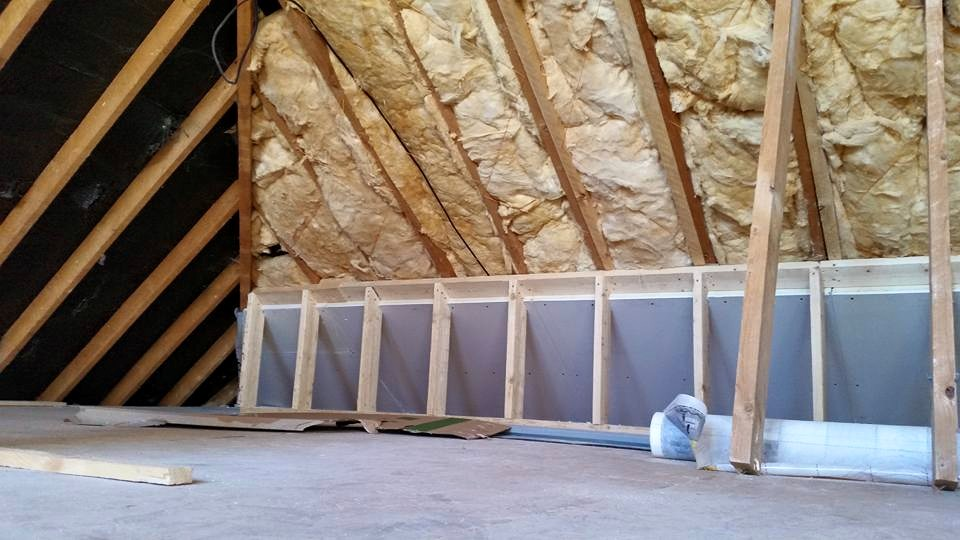 Attic Conversions Amp Attic Insulations Jack S Home